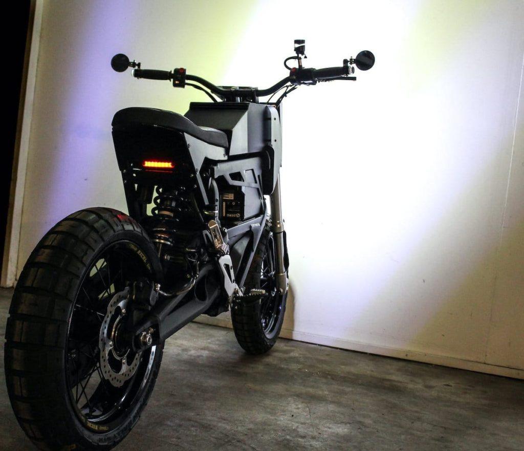 E-Fighter von Droog Moto