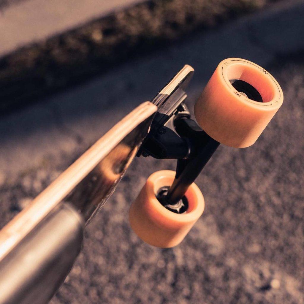dot Skateboard Rollen Details