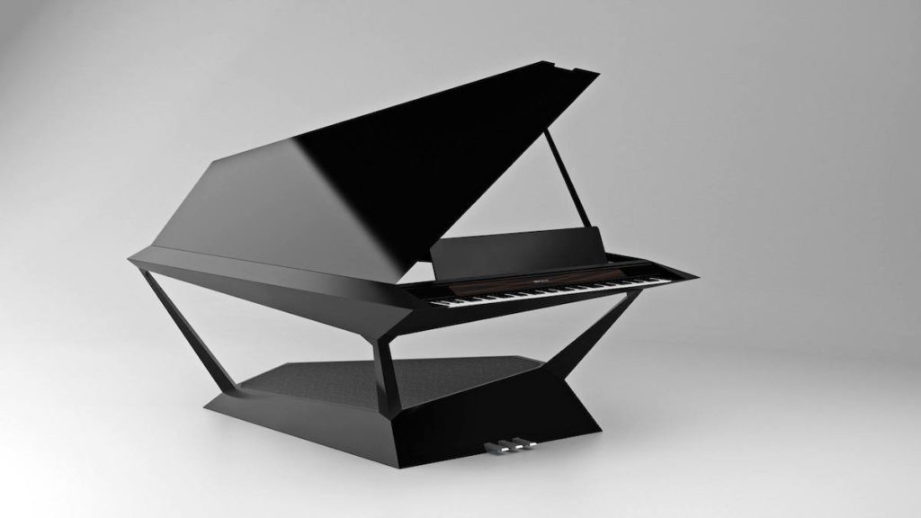 Roland Facet Grand Piano GPX-F1