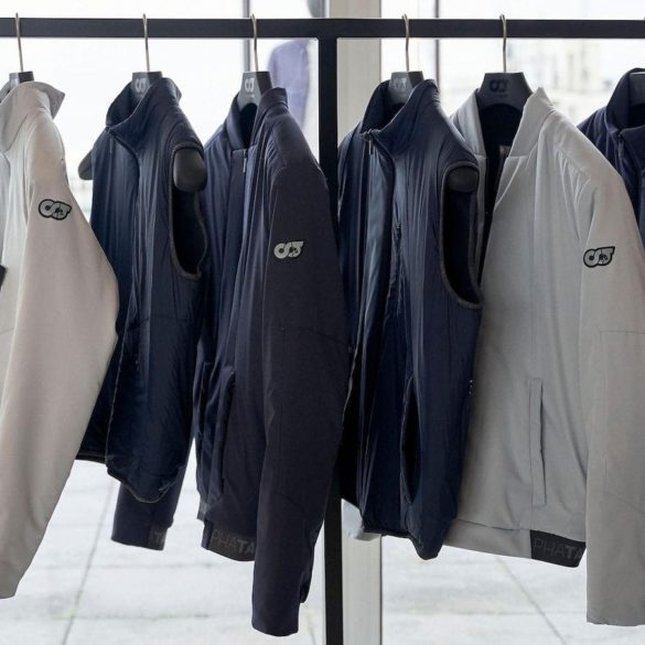 Jacken der Heatable Capsule Collection