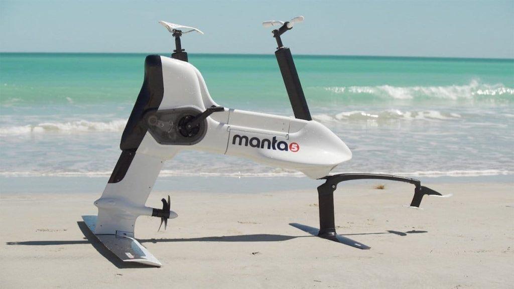 Hydrofoiler XE-1 von Manta5