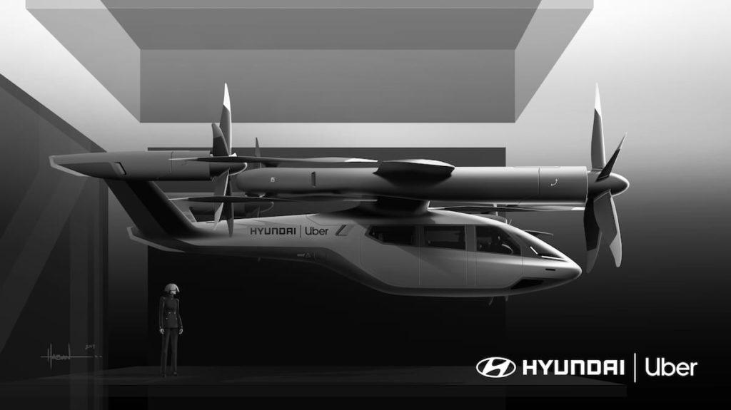 HYUNDAI Uber Air Vorstellung