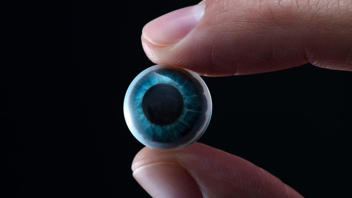 Mojo Lens - AR-Kontaktlinsen
