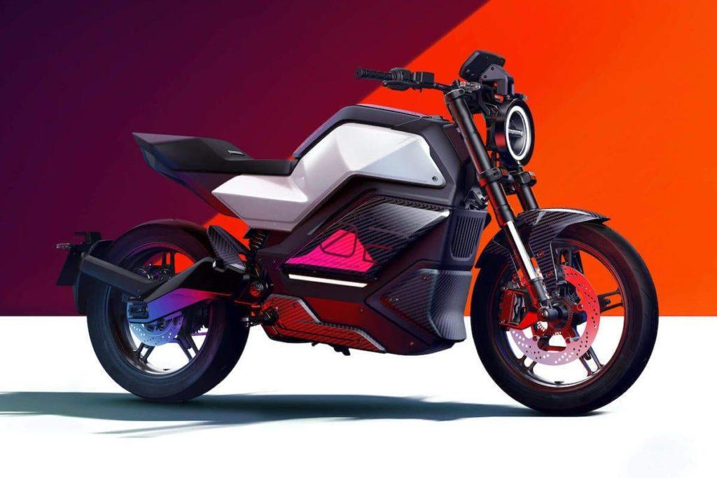 NIU RQi-GT Elekromotorrad