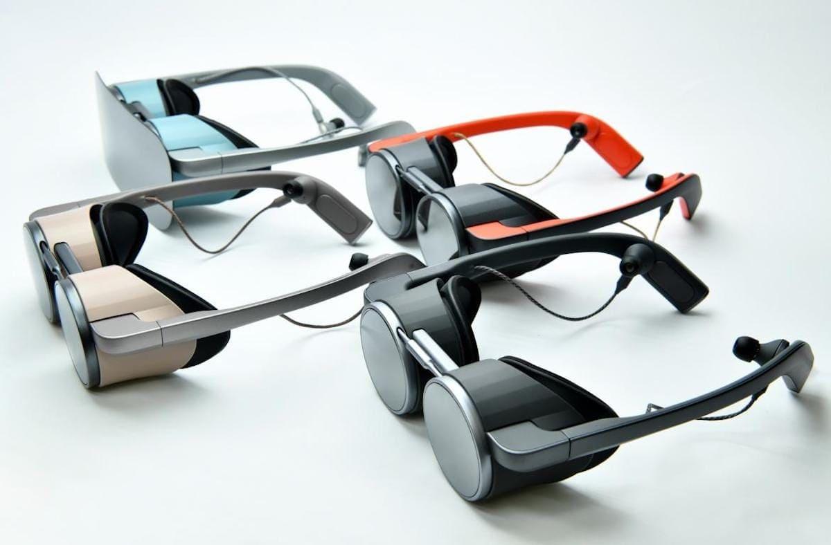 Panasonic VR Brille