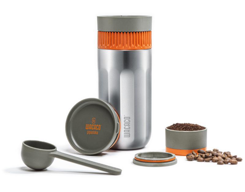 Pipamoka Mini Kaffeemaschine
