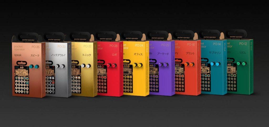 Pocket Operator PO-30 Serie