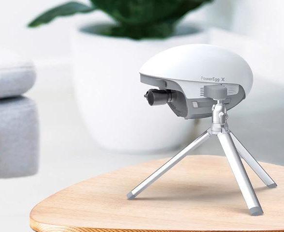 PowerEgg X Drohne Abbildung