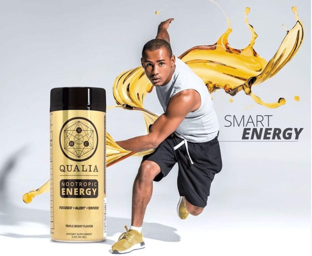Qualia Nootropic Energy Drink