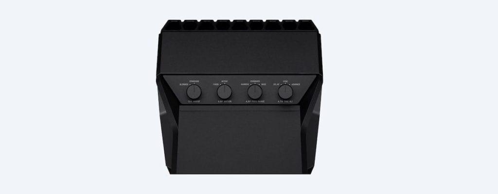 SA-Z1 Lautsprecher - Einstellungen