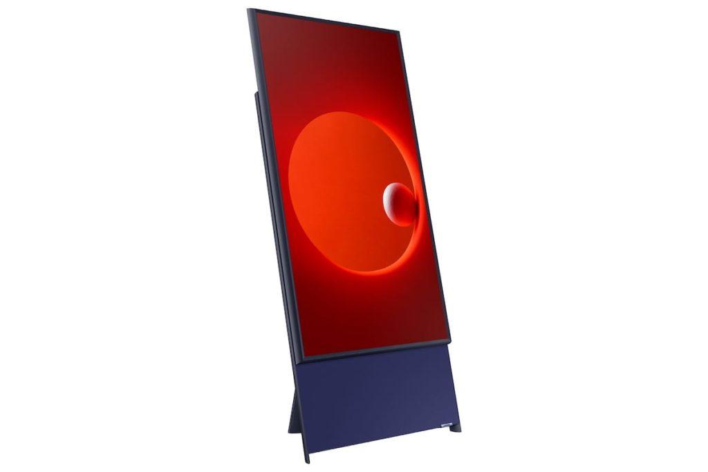 Samsung Sero TV - Hochkan