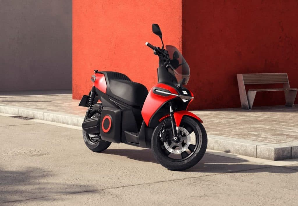 SEAT e-Scooter Concept 2020