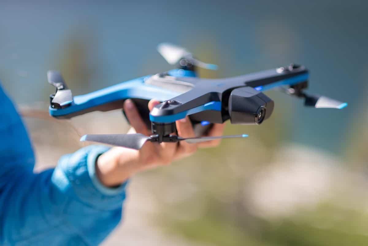 Skydio 2 Drohne -Quadrokopter