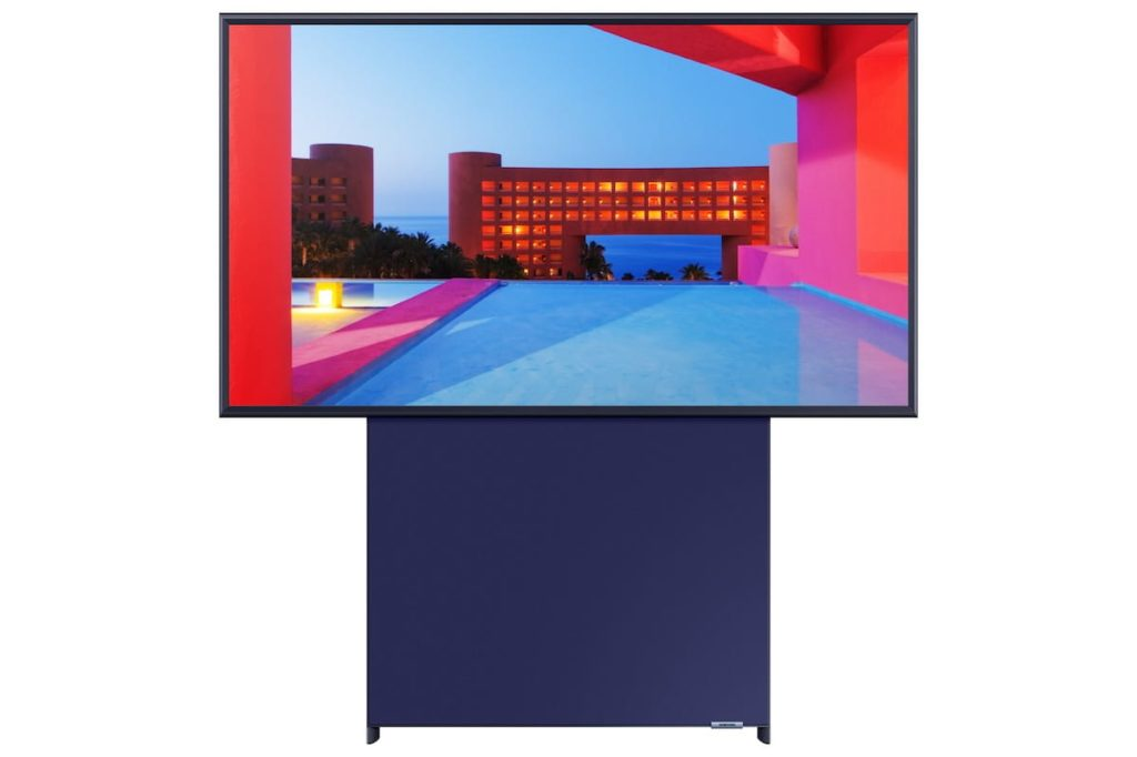The Sero Samsung TV
