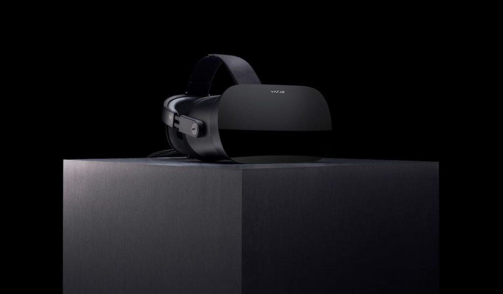 VR-2 VR-Brille von Varjo