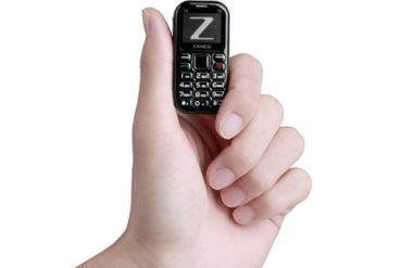 Das Minitelefon Zanco Tiny T2