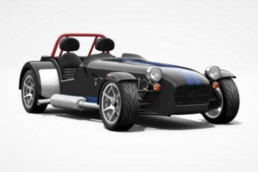 Caterham Roadster Konfigurator