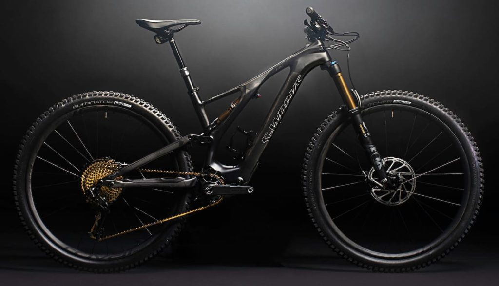 Superleichtes E-MTB Turbo Levo SL 2020