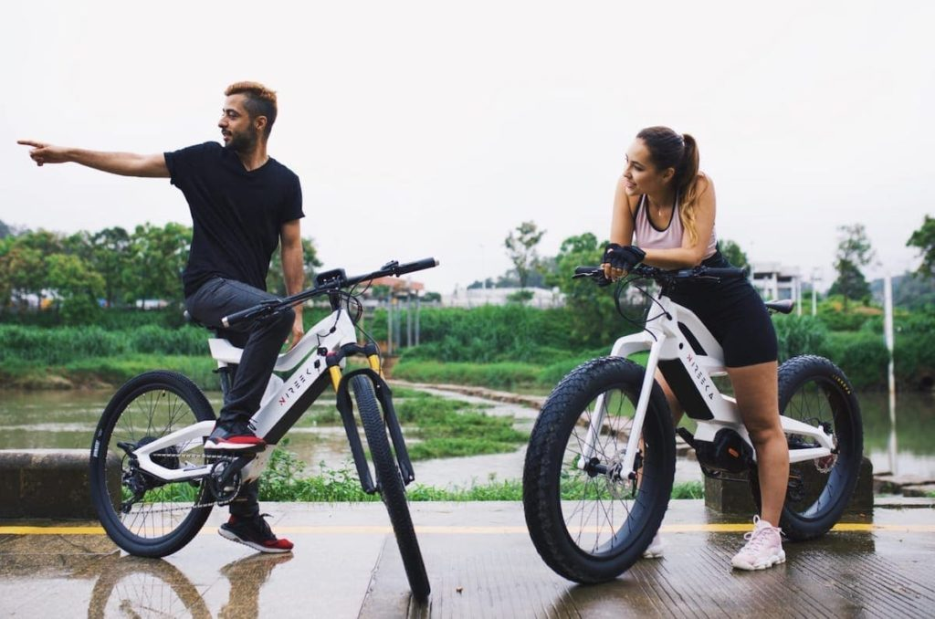 Nireeka Fat E-Bike