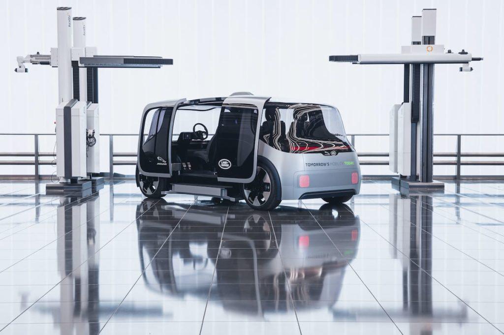 Vector von Jaguar Land Rover