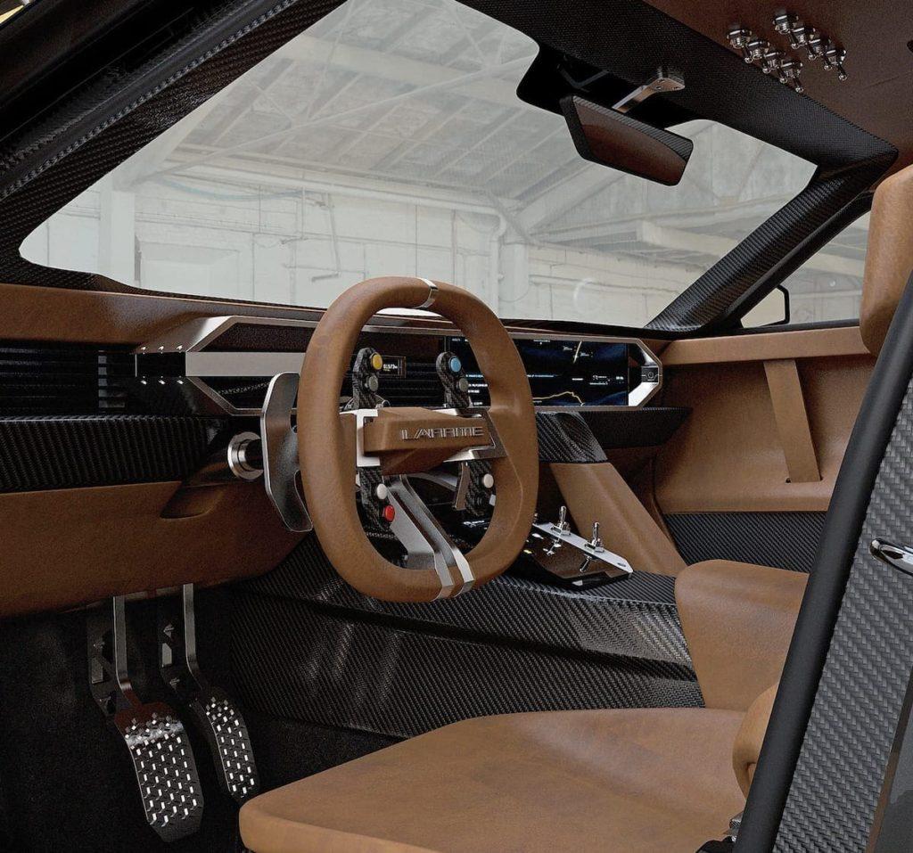 Laffite X-Road Cockpit