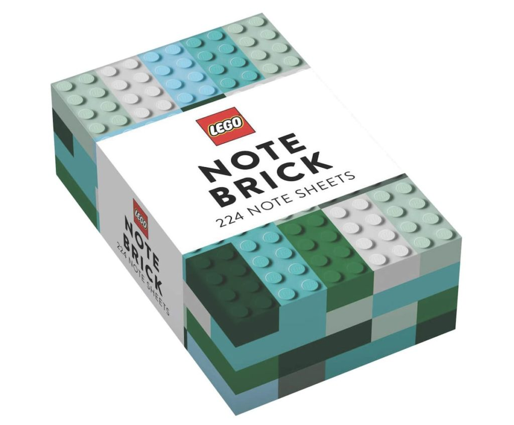 LEGO Note Brick Notizblock