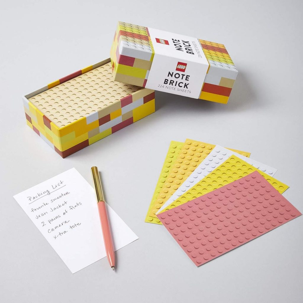 LEGO Note Brick 2 Notizblock