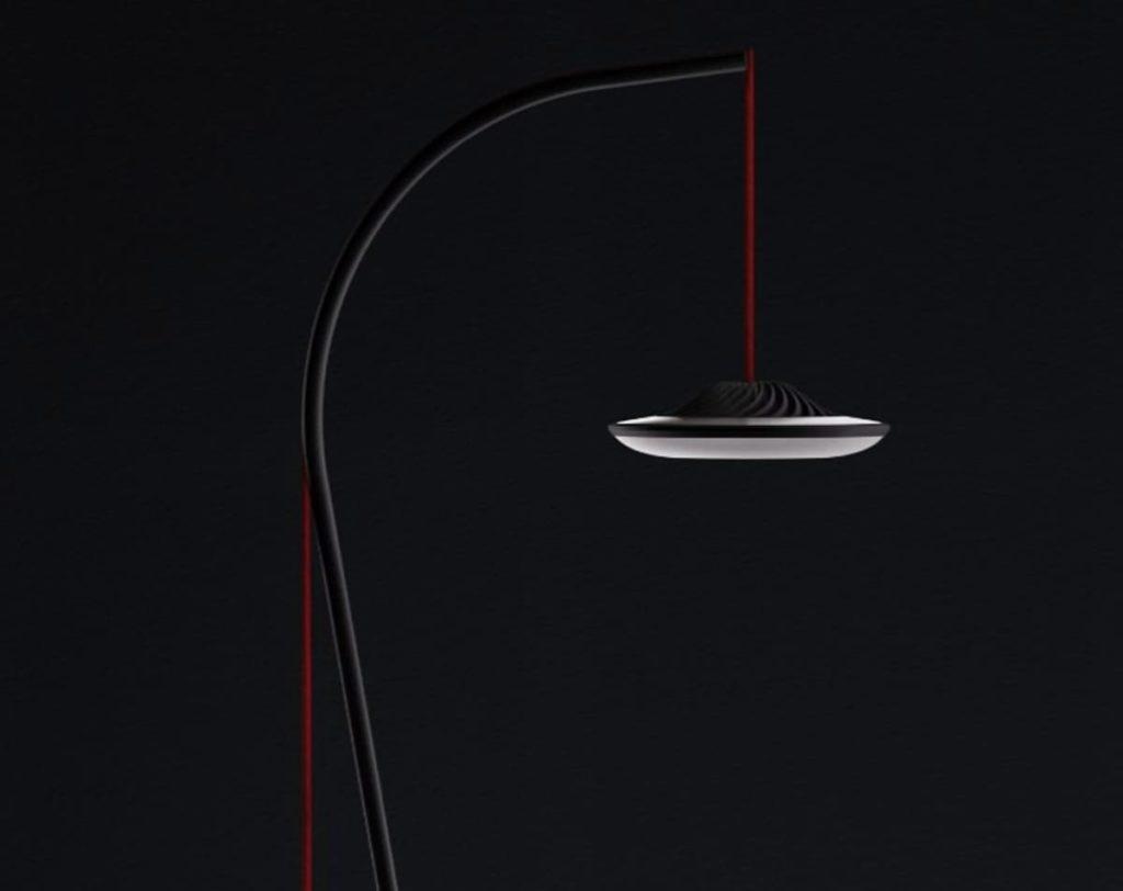 Luke Roberts Model L Stehlampe