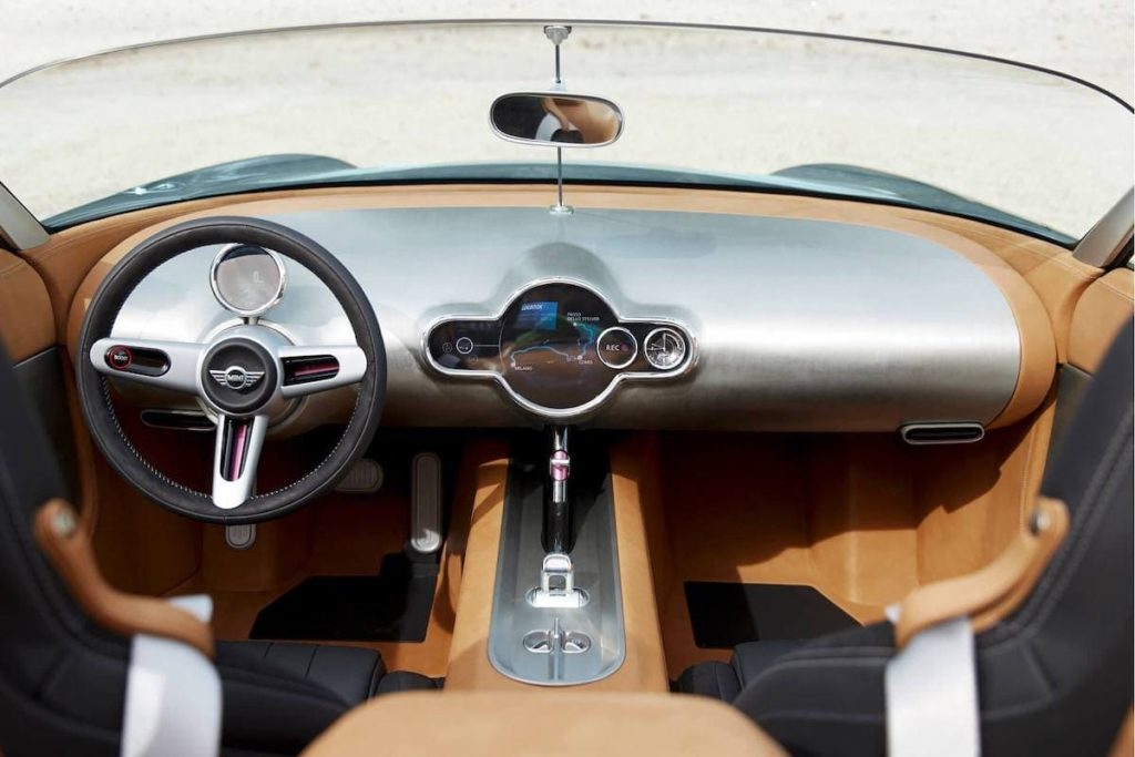 Mini Superleggera Cockpit