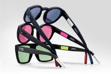 Nachhaltige Sonnenbrillen von Tommy Jeans
