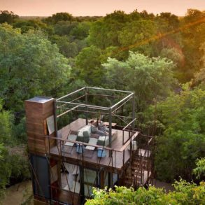 Ngala Treehouse im Kruger Nationalpark