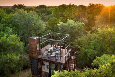 Ngala Treehouse im Kruger Nationalpark