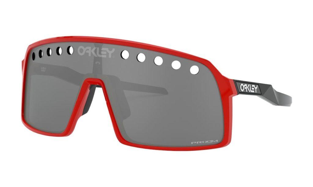 Oakley Sutro Radfahrer Brillen mit Prizm Technologie