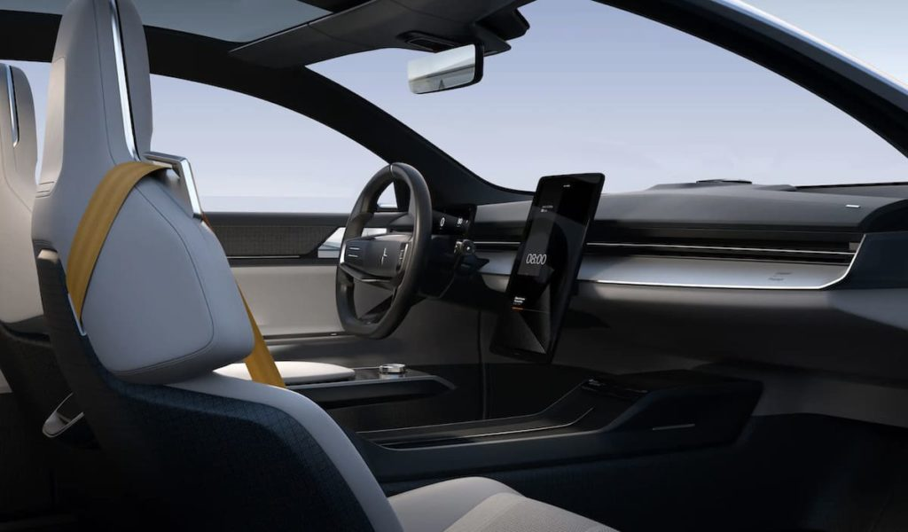 Polestar Precept  Cockpit - Innenraum