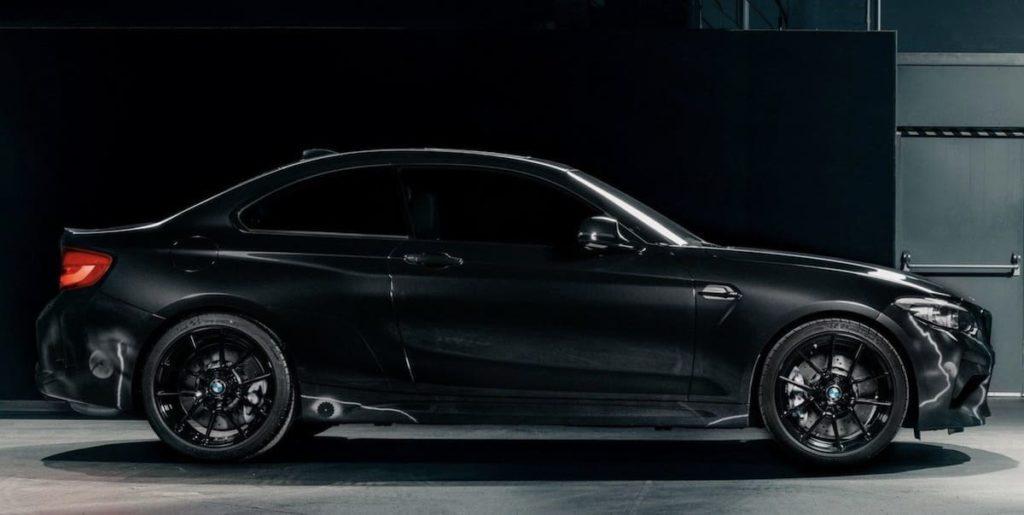 Seitenansicht - BMW M2 Futura Edition