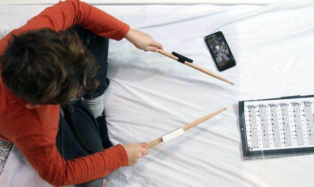 Senstroke Schlagzeug Sticks