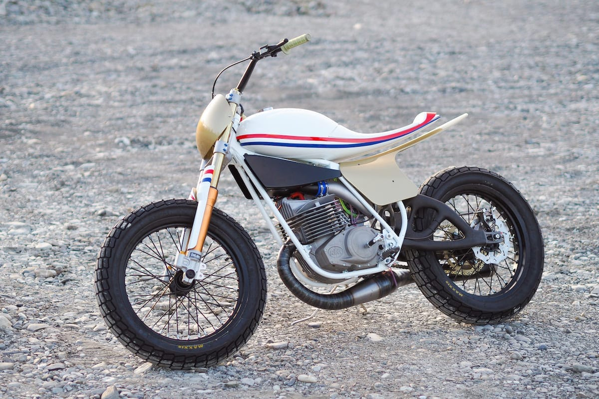 The Lunar Project Scrambler