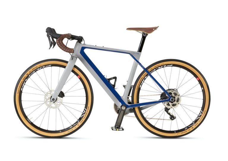 3T for BMW Gravel-Bike in den BMW-Farben