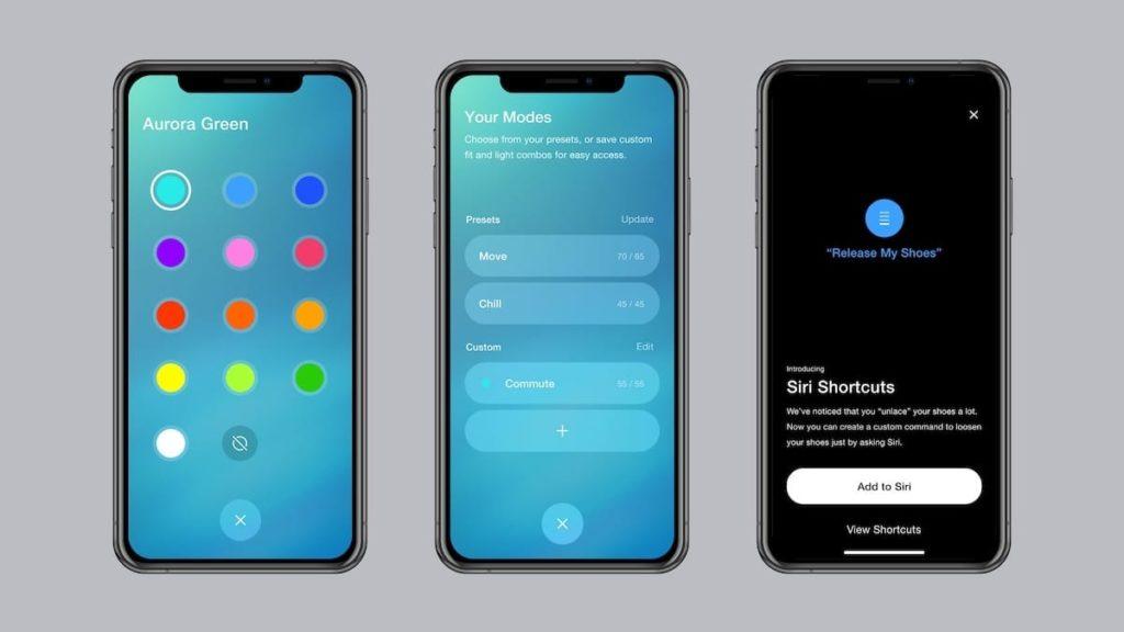 iOS App für die Adapt Features