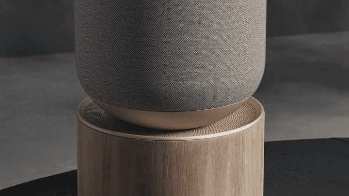 Beosound Balance Detail-Ansicht