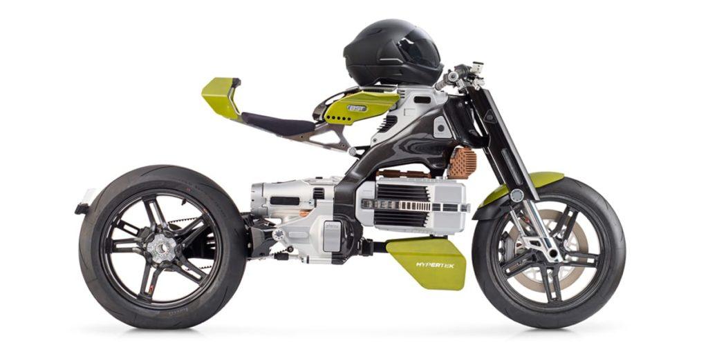 BST HyperTek Elektro-Motorrad