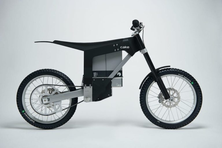 Cake Kalk INK Elektro-Motorrad
