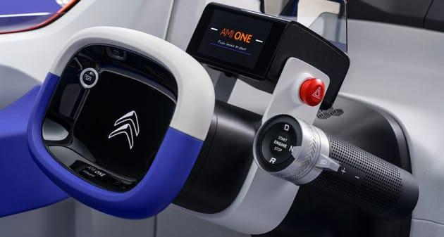 Cockpit des Citroën Ami One Concept