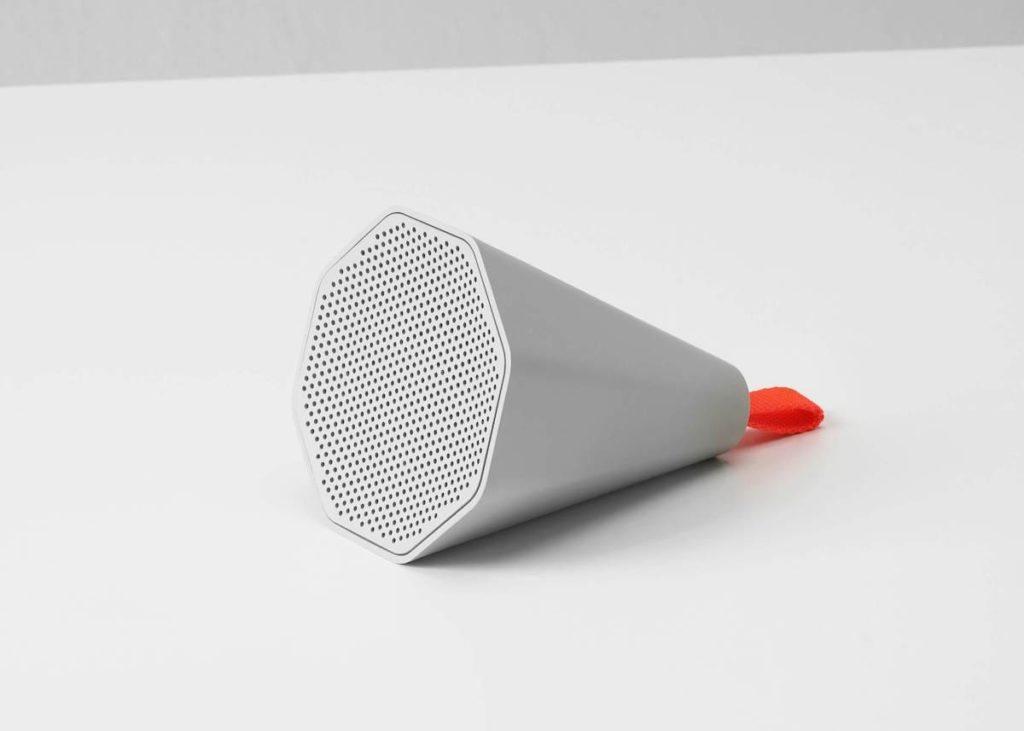 Cone Bluetooth Speaker