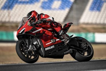 Das Superbike Superleggera V4 von Ducati