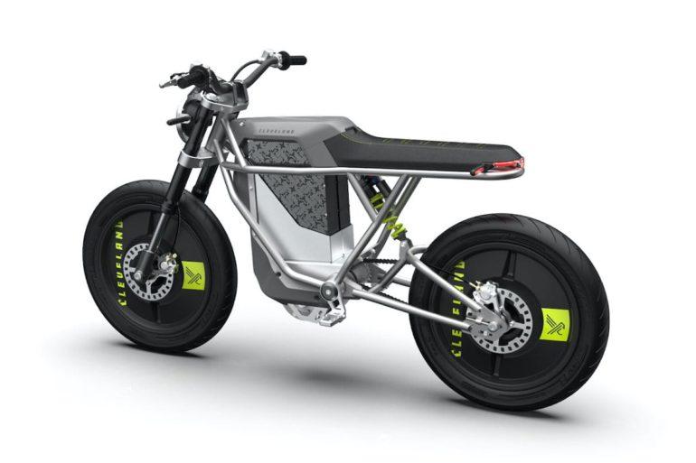 Falcon Elektro-Motorrad