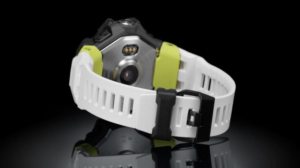 Sensor zur Plusmessung der G-Shock GBD-H1000