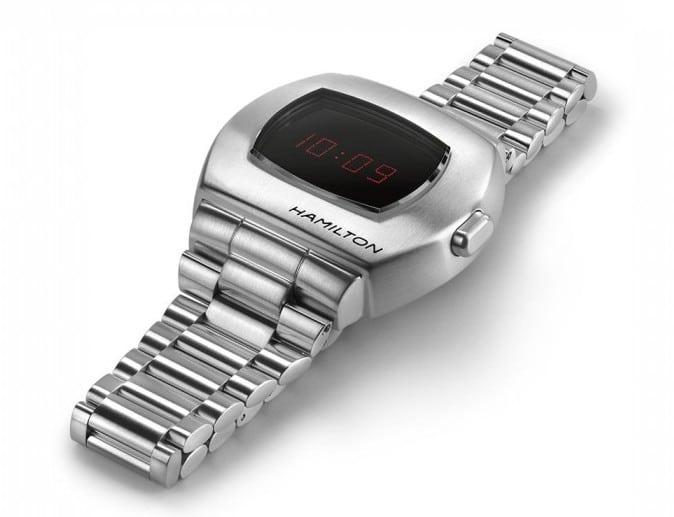 Hamilton PSR Uhr - die Bond-UhrHamilton PSR Uhr - die Bond-Uhr