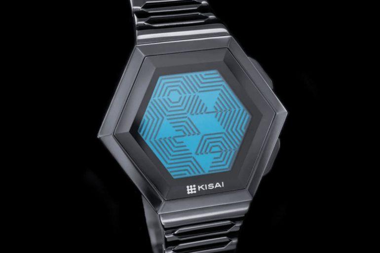 LCD-Uhr Kisai Quasar