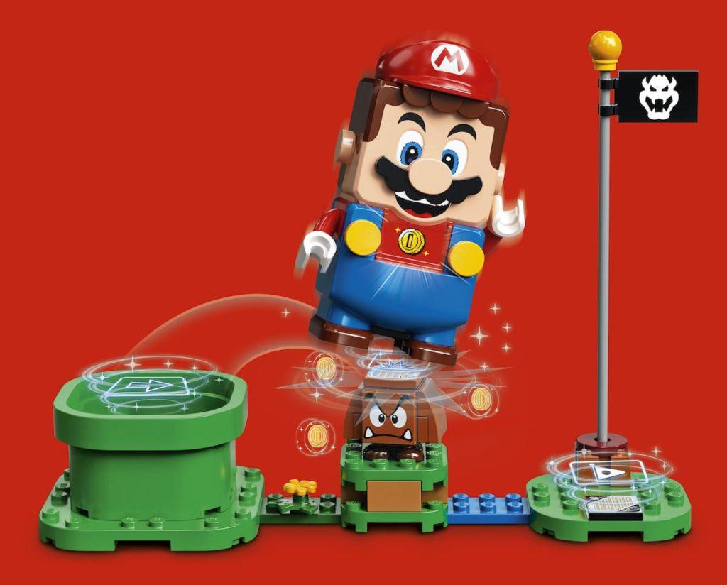 LEGO Super Mario Kooperation